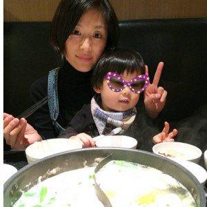 加藤さんと息子