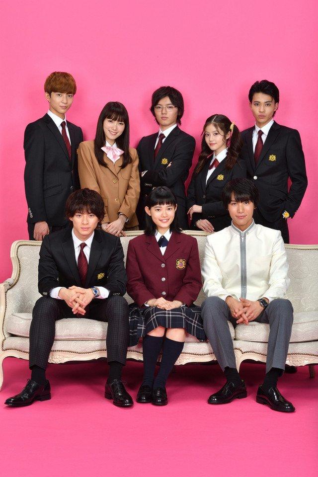 『花のち晴れ〜花男 Next Season〜』が 2018年の春ドラマとして放送されますが、 キャストが豪華な上に、「花より男子」の新章として放送されるので、かなり楽しみに