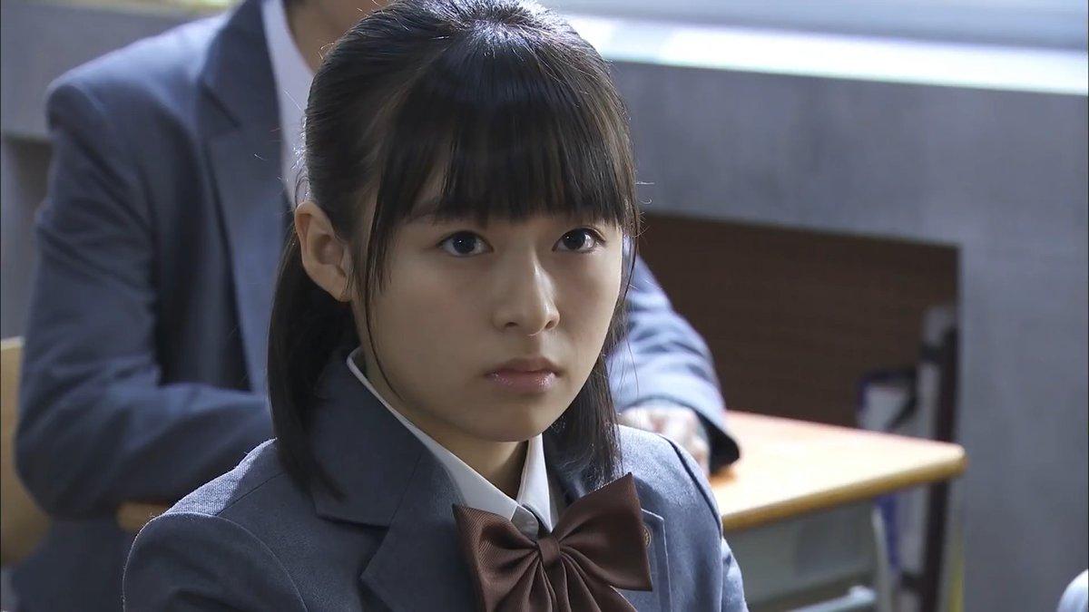 3年A組人質生徒役の堀部瑠奈の女優は誰?森七菜の高校と中学はどこ?
