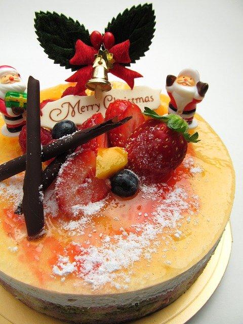 クリスマスケーキ2021
