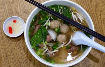 肉団子スープ